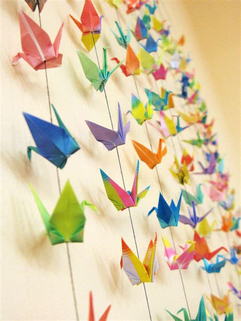 How Many Paper Cranes Did Sadako Make - we bought a zoo part 1 the paper crane will relieve the