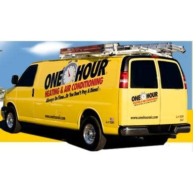 one hour heating air conditioning in bakersfield ca