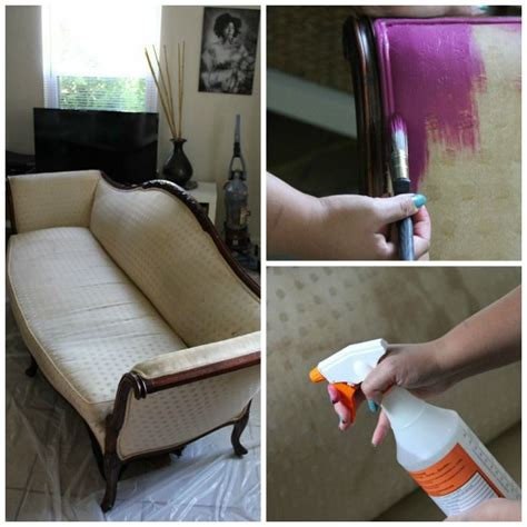 easy diy sofa painting upholstered furniture an easy diy update for a