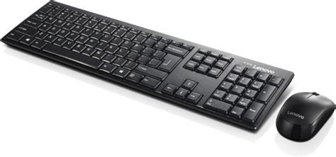 Keyboard Pc Lenovo by Lenovo 100 Wireless Laptop Keyboard Lenovo Flipkart