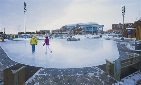legend boats thunder bay magic and outdoor splendour a skater s delight at prince