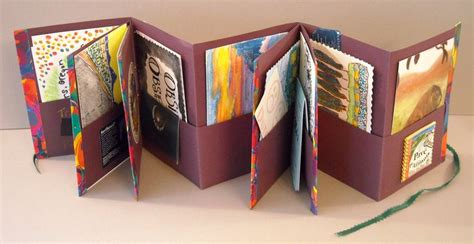 accordion picture book accordion fold book binding search crafts