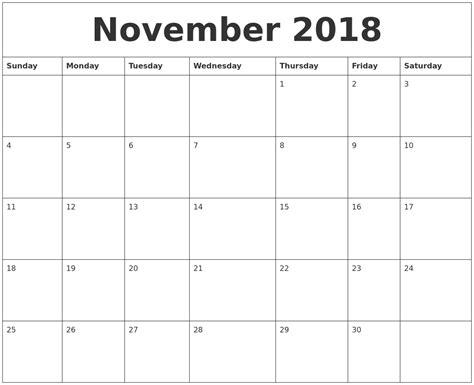 2018 calendar template for word 2010 november 2018 calendar word calendar template excel