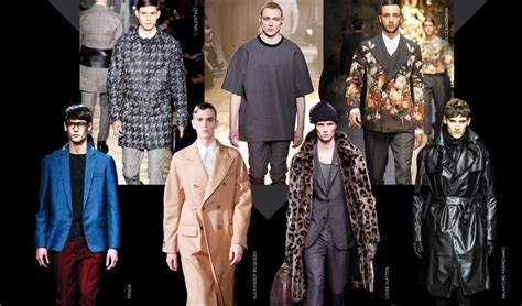 90s Fashion Trends, Trend review men FW 2014 from Milan
