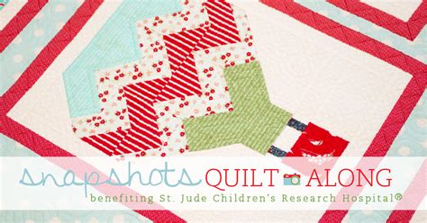 Snapshot Quilt Pattern by Snapshots Quilt Along Up Up Away Quarter Shop S