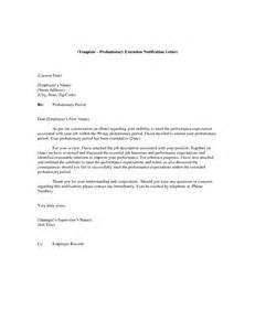 Offer Letter Probationary Period Best Photos Of Employee Probation Letter Sle Employee