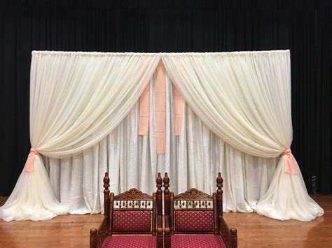 fabric draping for events luxurious fabric draping for weddings above the rest