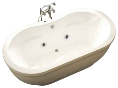 freestanding bathtubs with air jets atlantis tubs 3471aa aquatica 34x71x21 inch freestanding