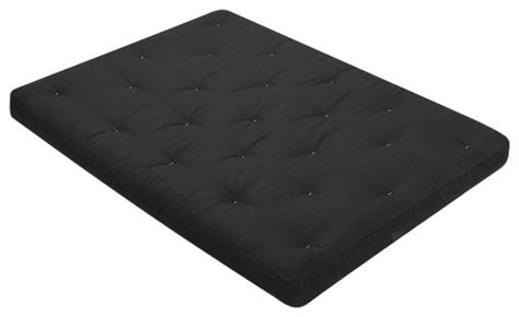 futon matte futon mattress 8 inches with innerspring coils nader s
