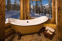 club foot bathtub 1000 images about yellowstone club timber frame home project cedar view lodge on pinterest