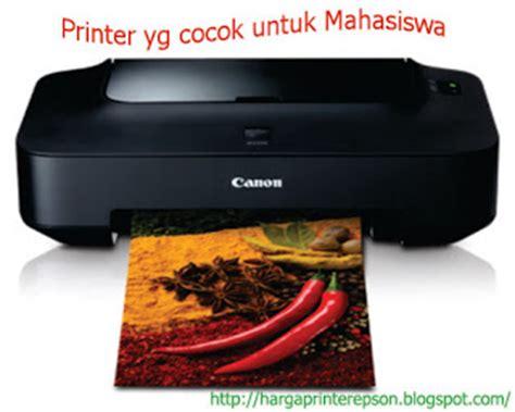 Printer Canon Dan Gambar printer yang cocok untuk mahasiswa dahlan epsoner