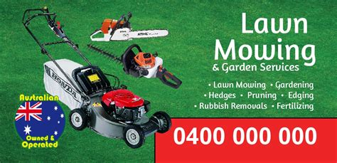 mowing flyer template the gallery for gt lawn service flyers