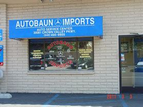 mercedes laguna niguel car wash autobaun imports mercedes and bmw repair service