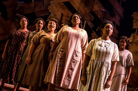 the color purple review theatre review the color purple puts focus on