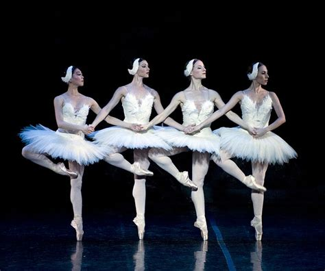 dance of the swans four little swans from swan lake i did this one with my