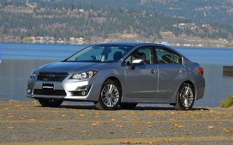 subaru impreza turbo 2015 2015 subaru impreza thank goodness for winter review
