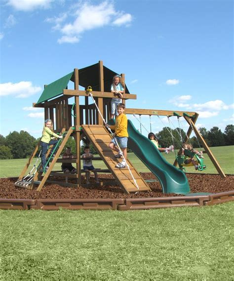 creative play swing sets creative playthings play sets by backyardplace 10