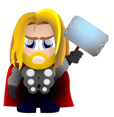 thor clipart thor free images at clker vector clip