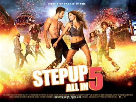 Empire cinemas film synopsis step up 5 all in