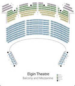 winter garden theatre seating plan elgin winter garden theatre centre toronto