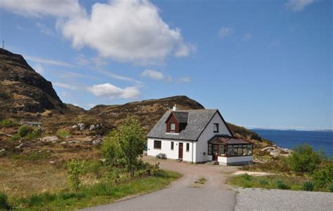 Haus Am Meer Mieten Schottland urlaub reisen sch 246 ne ferienhaus in ullapool am meer