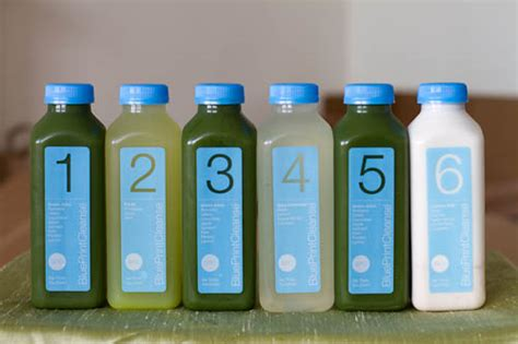 Blueprint Juice Detox by Cleansing Juicing Bay Area Bites Kqed Food