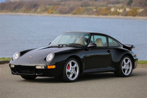 black porsche 911 turbo 1996 porsche 911 turbo black silver arrow cars ltd