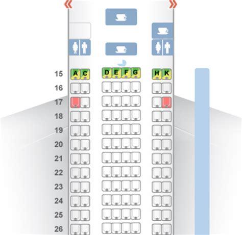 etihad airways seat map review etihad airways economy class a330 200
