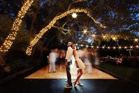 backyard dance floor pretty outdoor dance floor party planning ideas