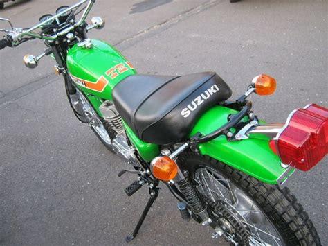 Suzuki Ts 250 Manual Green Time Machine 1973 Suzuki Ts250 Bring A Trailer