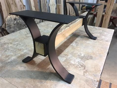 metal coffee table legs best 25 table bases ideas on wood table bases