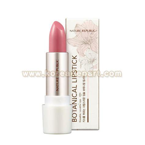 Botanical Lipstick nature republic botanical lipstick nature republic lipstick shopping sale koreadepart
