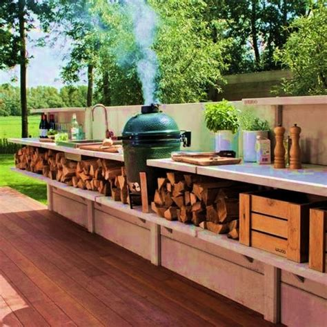 outdoor cooking area 17 best images about outdoor kitchen on pinterest