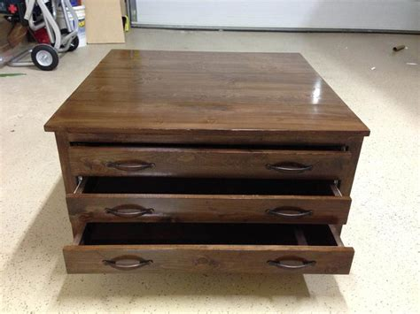 Coffee Tables With Storage Drawers Enhance The Style And Practicality of Your Living Room