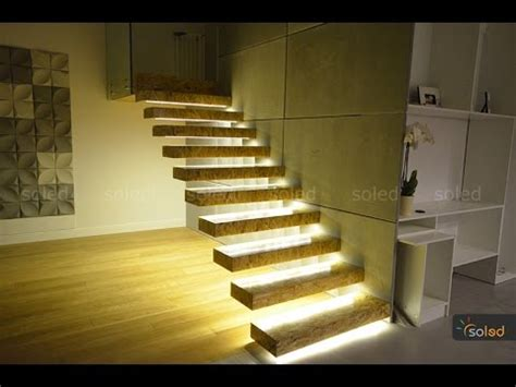led lights for stairs stairs led lighting linear led lights in the stairs