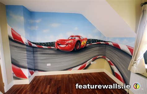 disney cars wall mural wall room cars images home interior design