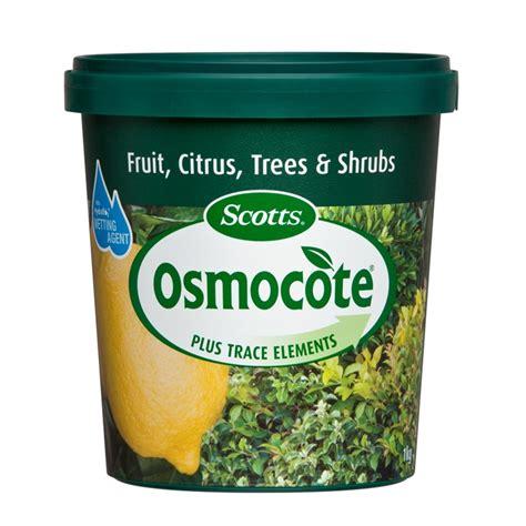 organic fertilizer fruit trees osmocote 1kg fruit citrus trees and shrubs controlled