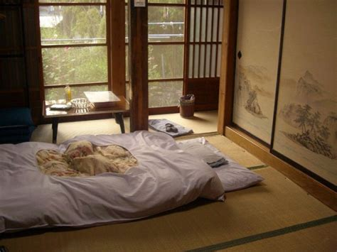 d馗o chambre japonaise minshuku con camere in affitto