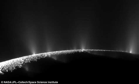 what gases make up saturn nasa s cassini spacecraft plunges through saturn moon