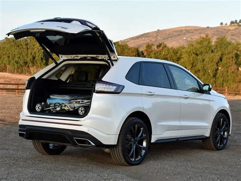 ratings  review  ford edge ny daily news