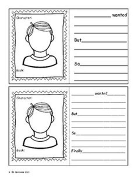 Playmobil Character Card Template by Storytelling Graphic Organizers Character Description