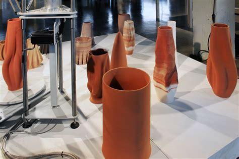 designboom olivier van herpt olivier van herpt s 3d printed ceramics at design academy
