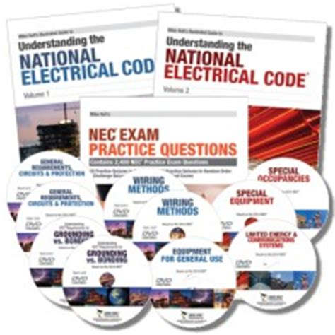 2014 Nec Practice Questions Book By Mike Holt Includes