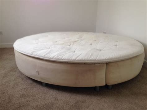 round bed ikea ikea sultan round bed bargain for quick sale united kingdom gumtree