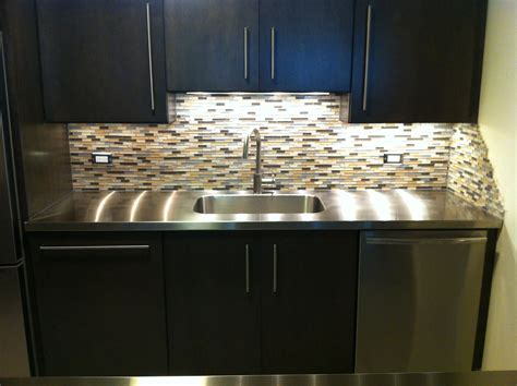 How To Stainless Steel Countertops by Stainless Steel Countertops Custom Metal Home