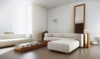 White Livingroom Furniture by White Simple Living Room Interior Design Ideas