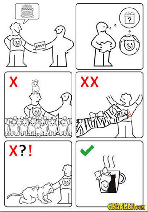 Ikea Instructions Meme - social situations explained with ikea instructions 12