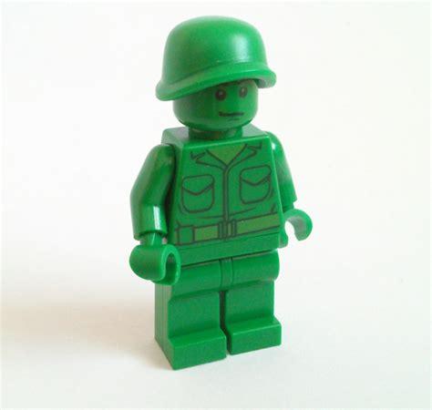 Lego Minifigures Story Green Army Plain Green Army Minifigure Lego Story