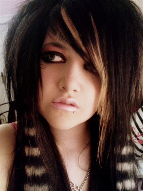 female emo hairstyles pictures emo hairstyles for women