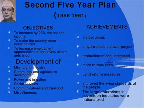 5 years in years five year plans of india